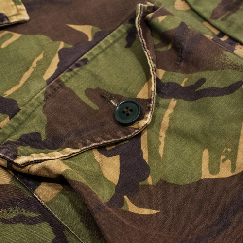 Image of British Camo Vintage Jacket Size M/L