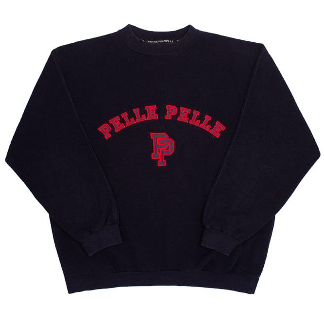 Image of Pelle Pelle Vintage Sweatshirt Size L