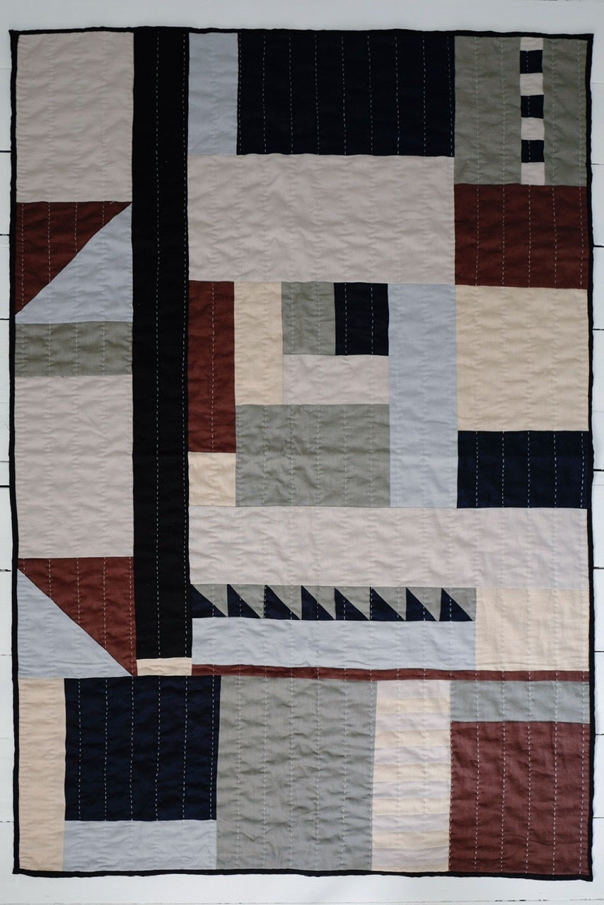 Image of Large Handmade Quilt