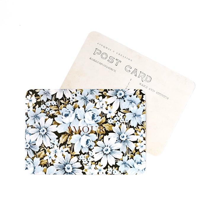 Image of Carte Postale AMOUR / DORÉ / EMMA