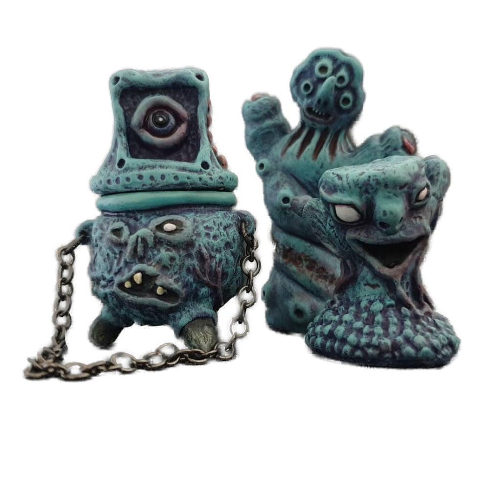 Vanishing Witch Sofubi Set (4 Pieces)