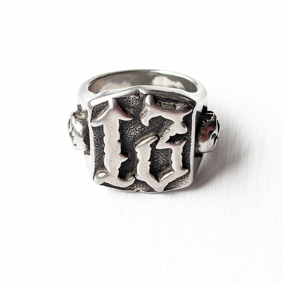 Image of Lucky Thirteen Ring