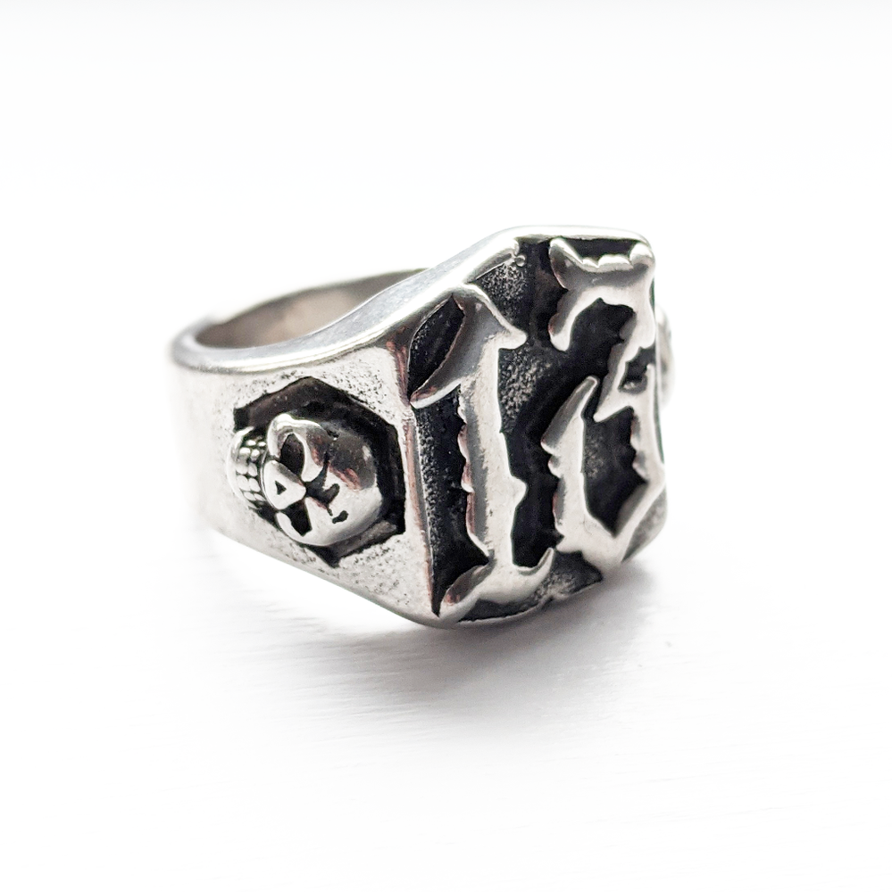 Image of Lucky Thirteen Ring