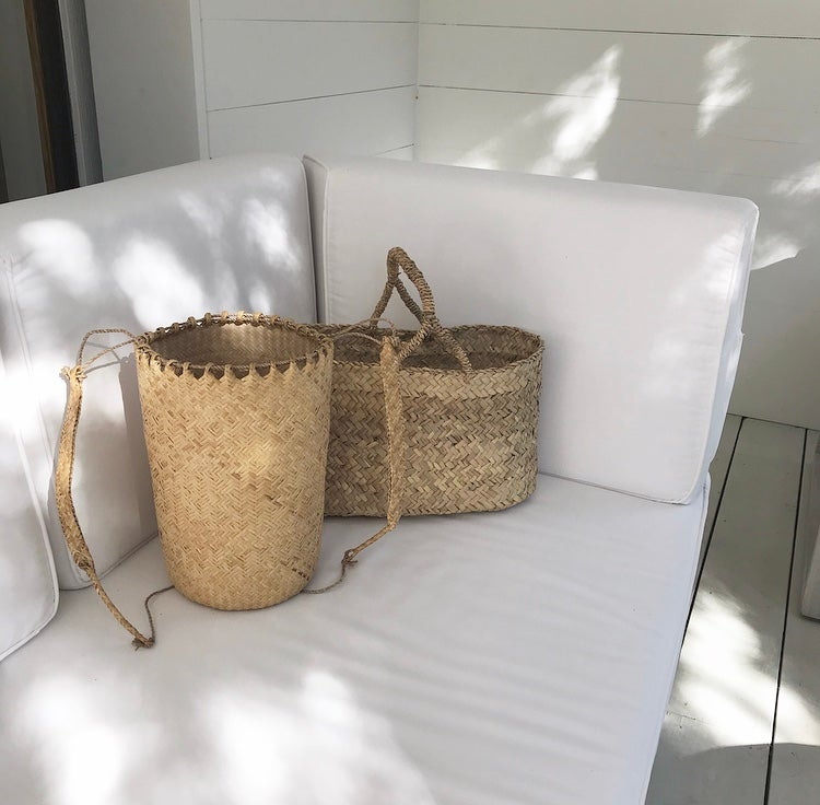 Image of Island Backpack - closed weave