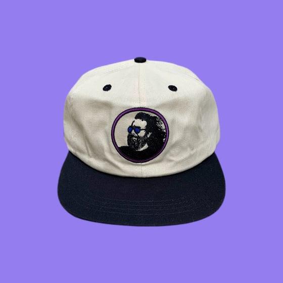 Image of NEW Built to Last 100% Natural Hemp Snapback Hat! - Black