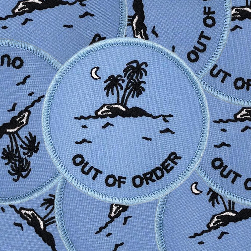 Image of Out Of Order patch