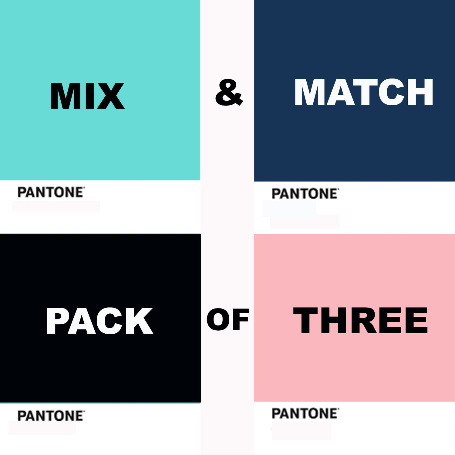 Image of Pack of 3