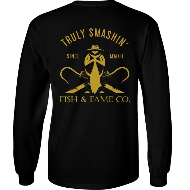Image of Truly Smashing' Long Sleeve (black)