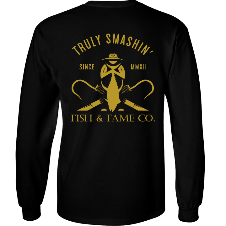 Image of Truly Smashing' Long Sleeve (black)
