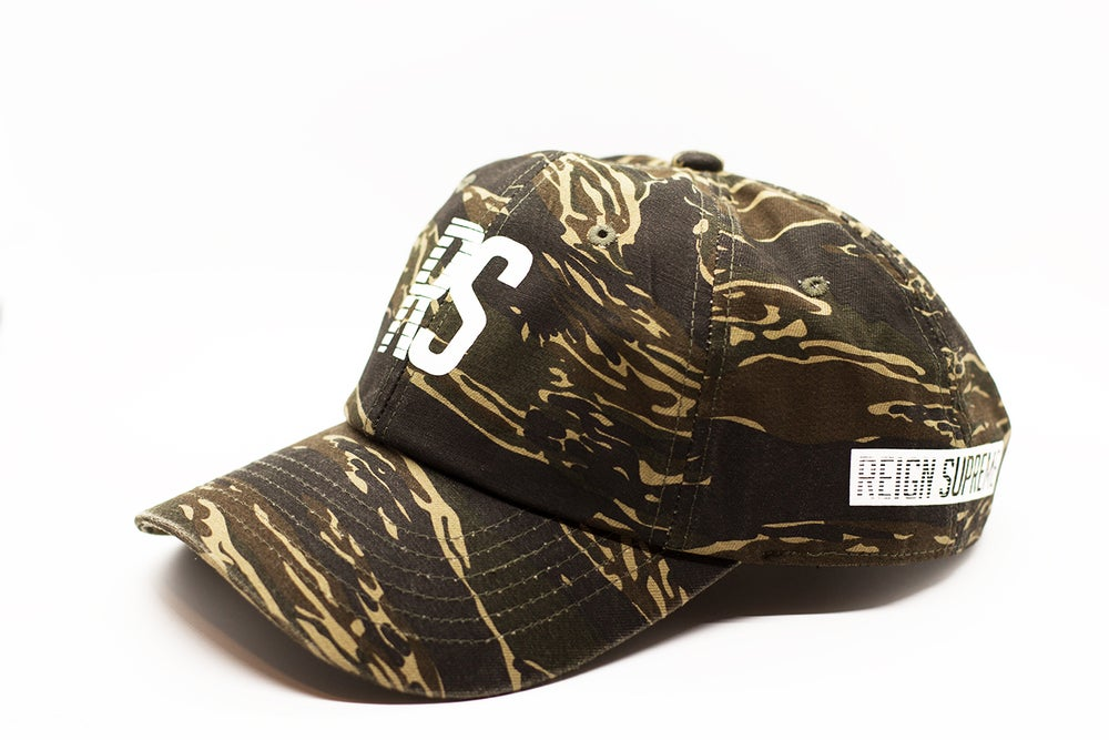"Image of RS Speedway ""Dad Hat"" (Camo)"
