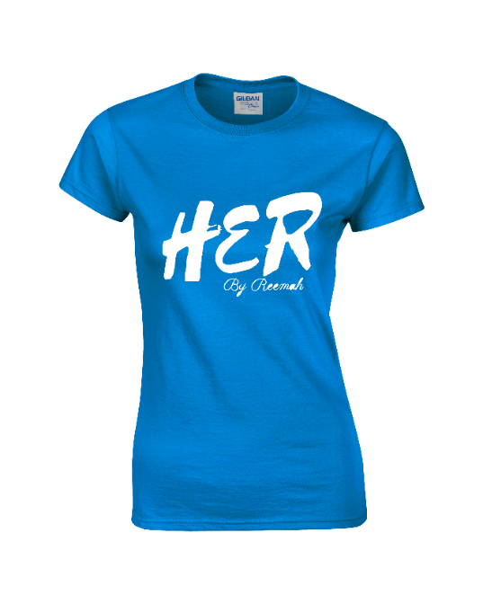 Image of Her Signature T-shirts