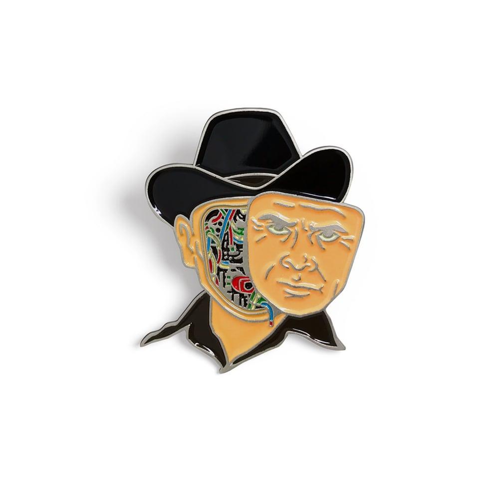 Image of Westworld pin