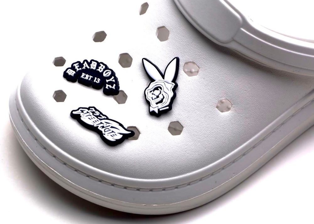 Image of Croc charms
