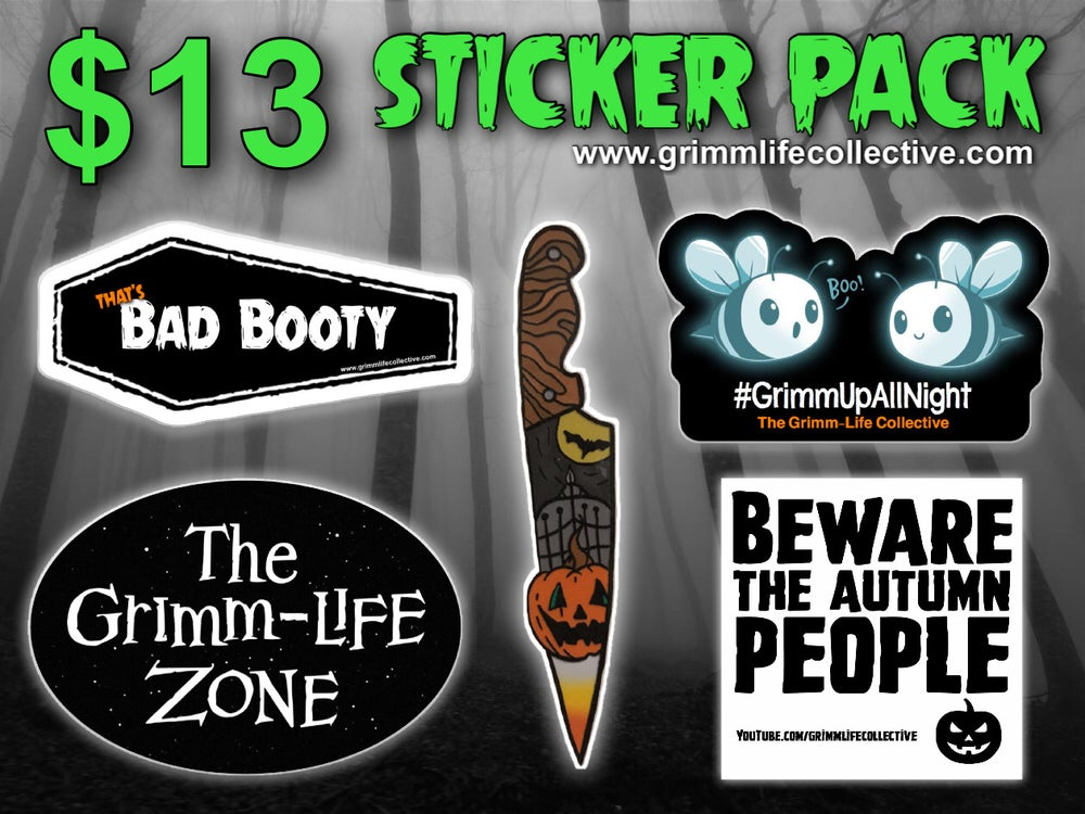 Image of $13 Sticker Pack