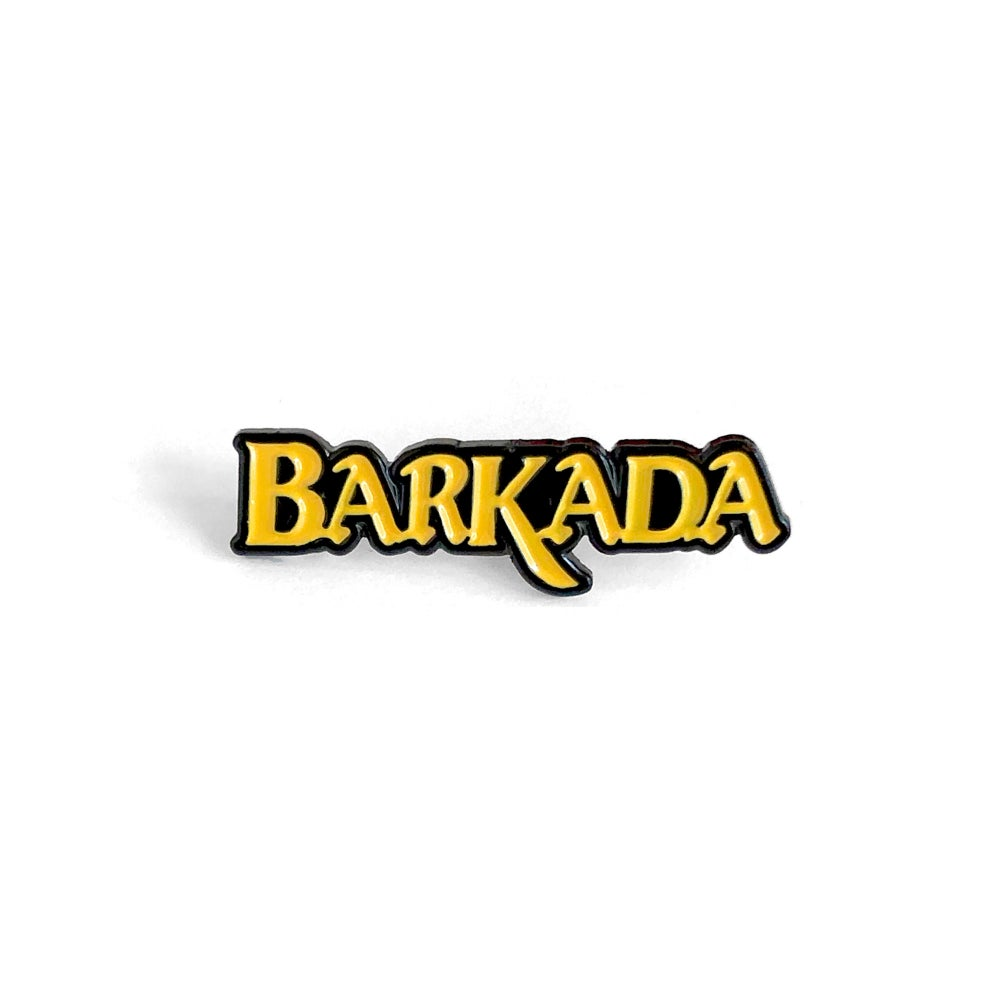 Image of HOMECOMING USA X REPPIN' BARKADA ENAMEL PINS