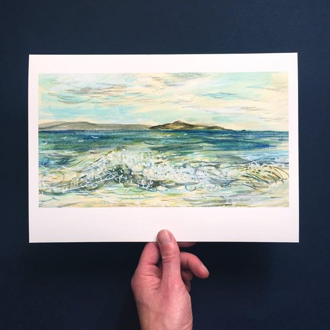 Image of Wardie Bay 26 September - Giclée Print