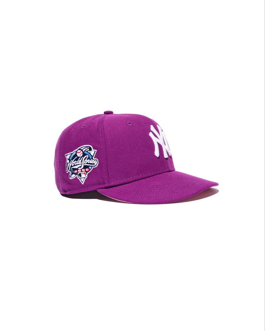 Image of HAT CLUB + JAE TIPS 2000 On - Field Purple