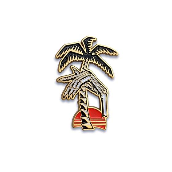 Image of Tropicool pin