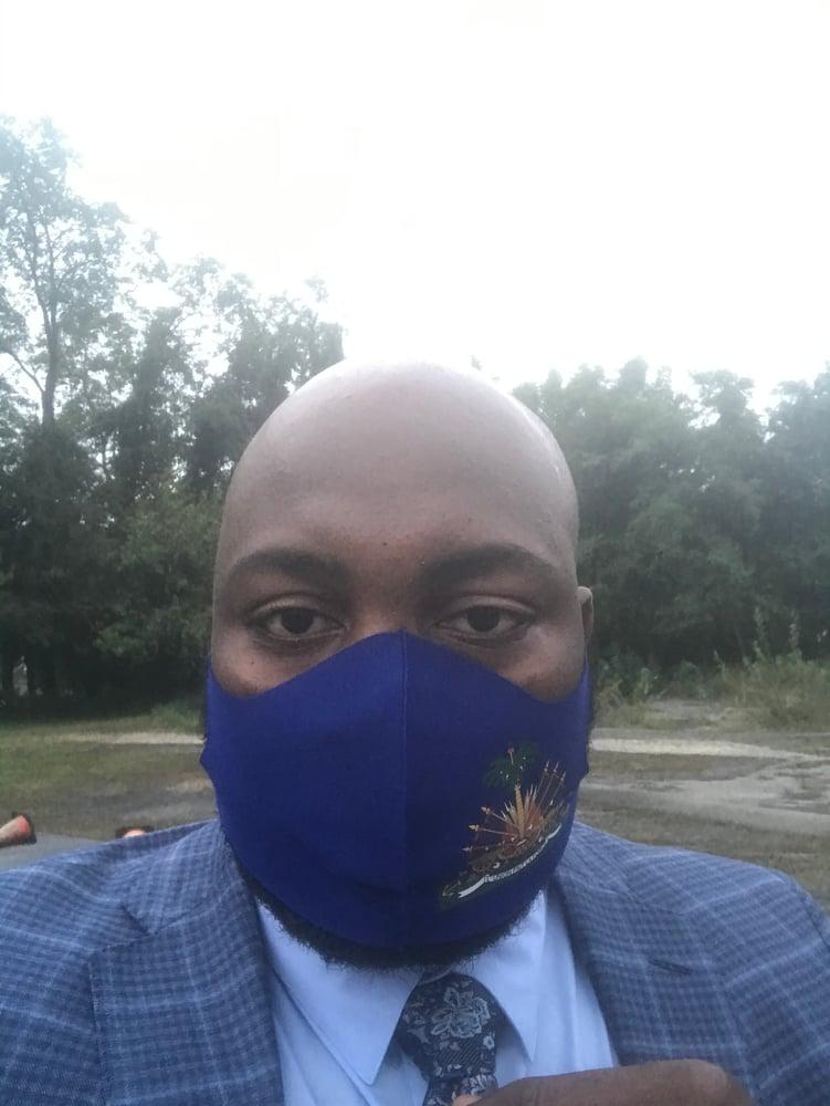 Image of Blue Mask