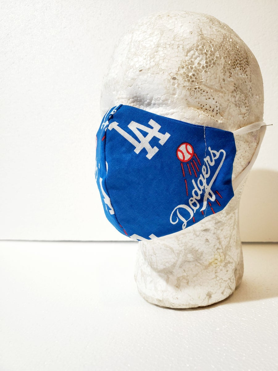 Image of Los Angeles Dodgers Face Mask