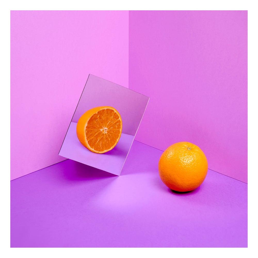 Image of Mental Health - Orange