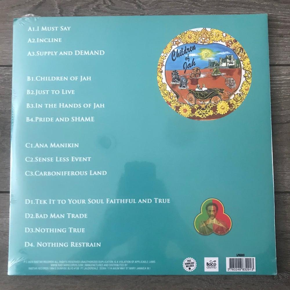 Image of Midnite - Children Of Jah Vinyl 2xLP
