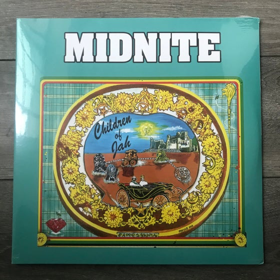 Image of Midnite - Children Of Jah Vinyl 2xLP