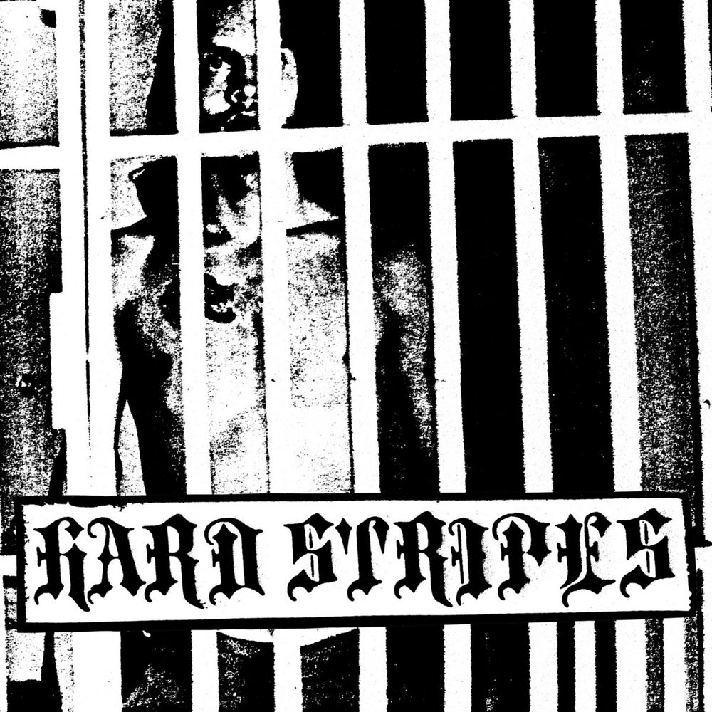 Hard Stripes - S/T 7""