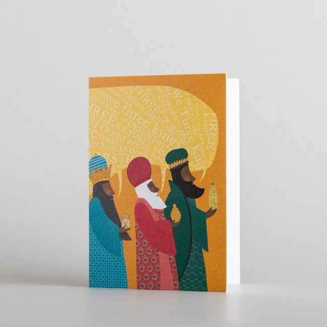 Image of Pack of 10 Mini Christmas Cards