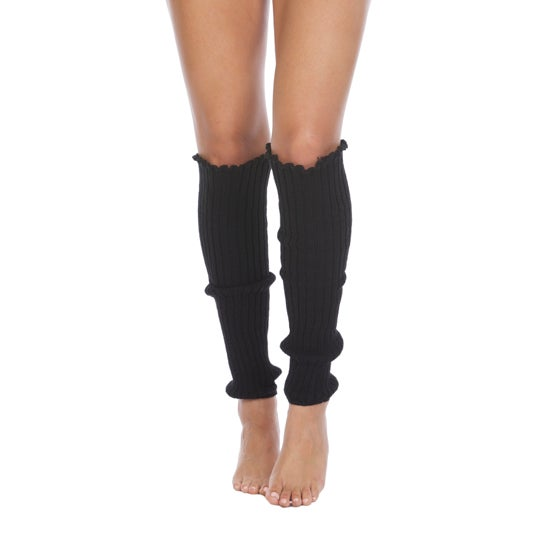 Image of Cable Knit Leg Warmers