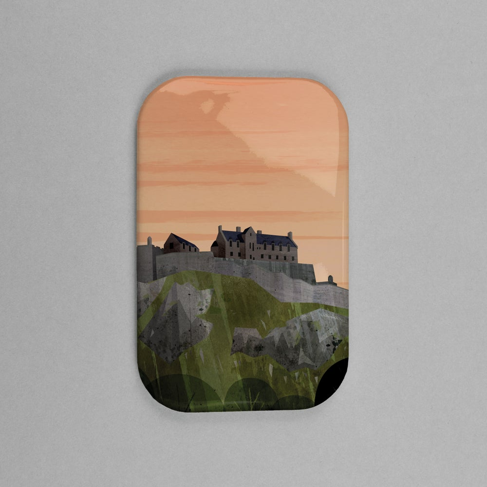 Image of Edinburgh Castle (Magnet)