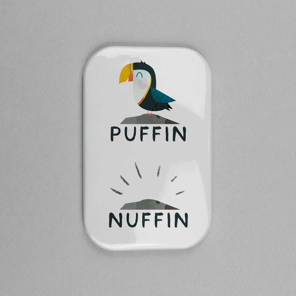 Image of Puffin Nuffin (Magnet)