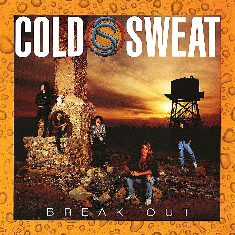 COLD SWEAT - 'Break Out'