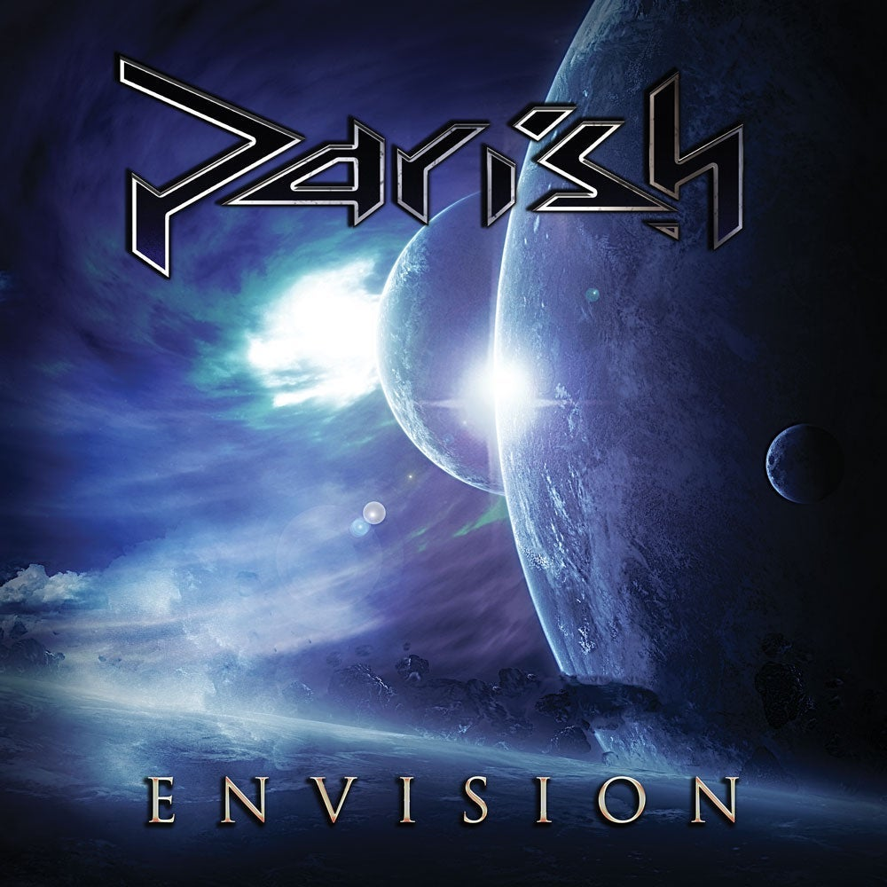 PARISH - Envision (alternate cover art)