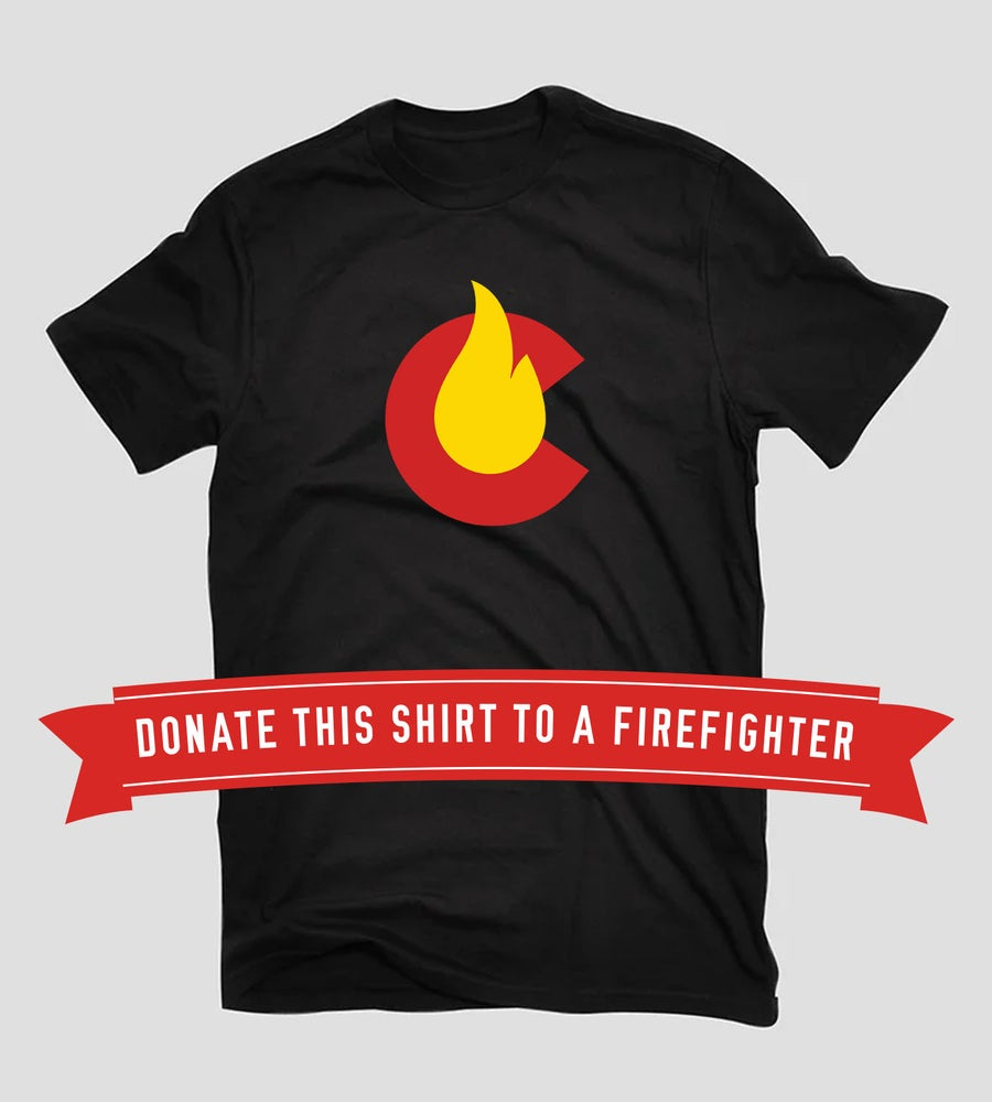 Image of Buy One for A Firefighter - C Fire 2020