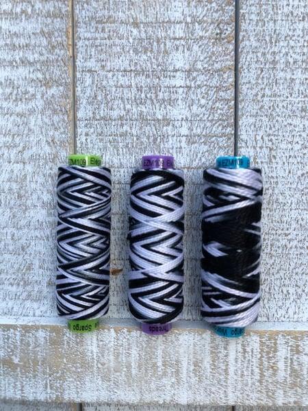 Image of Eleganza Perle Cotton EZM109 Zebra Bum