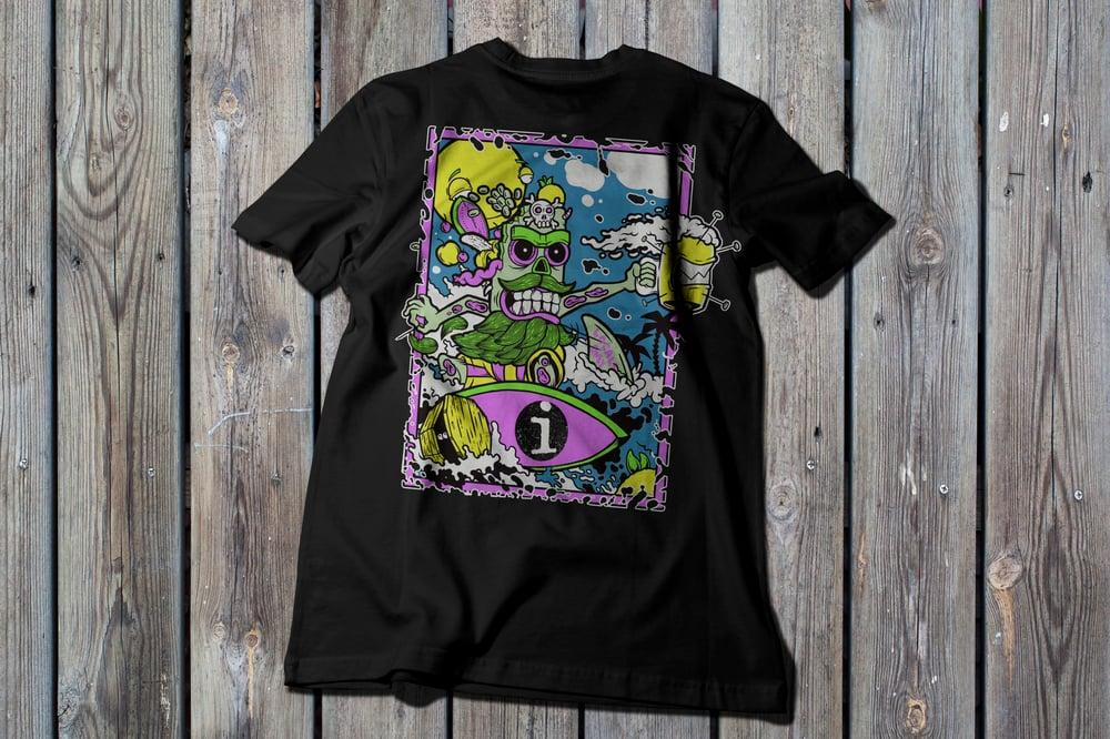 Beer Zombies x Imprint - Surf Zombie Shirt