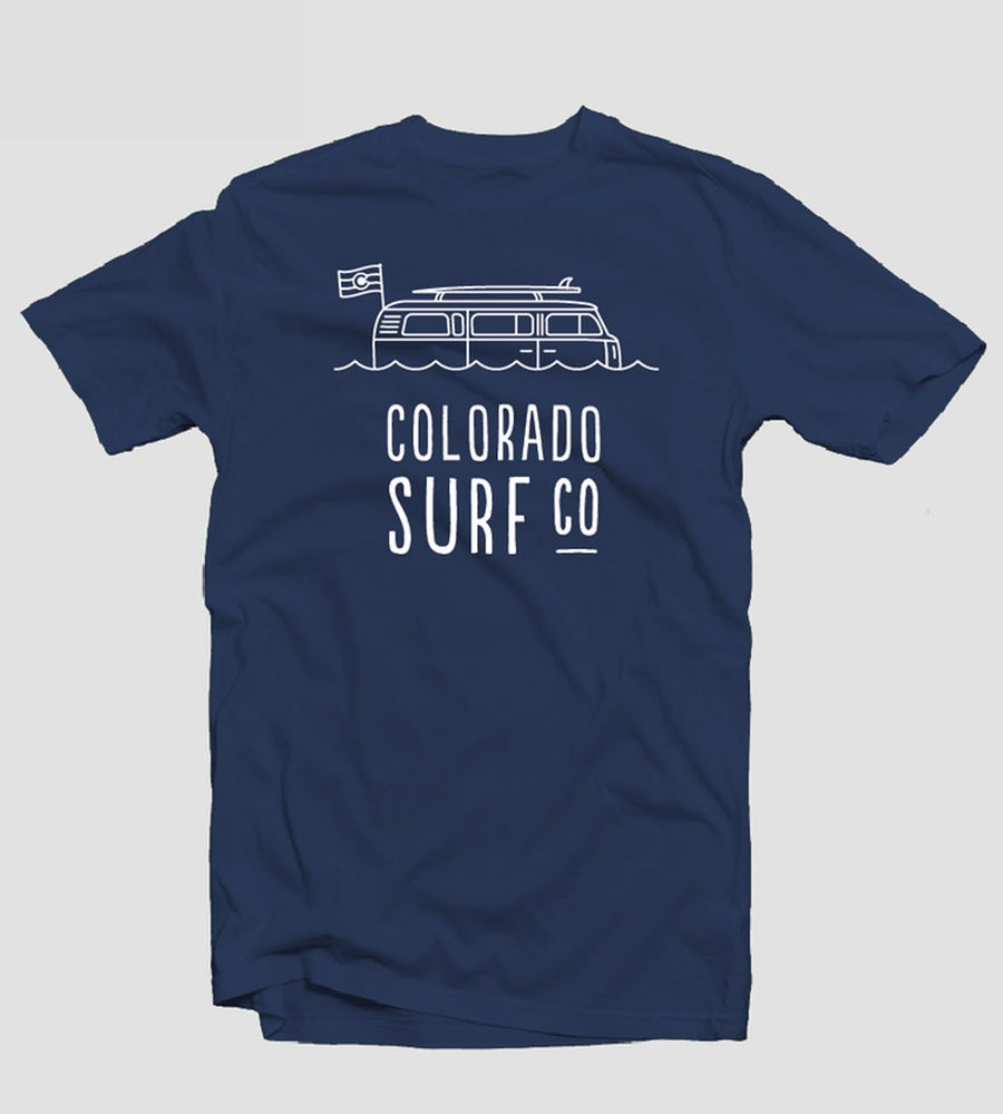 Image of Colorado Surf Co. | Designed by Austin Buck