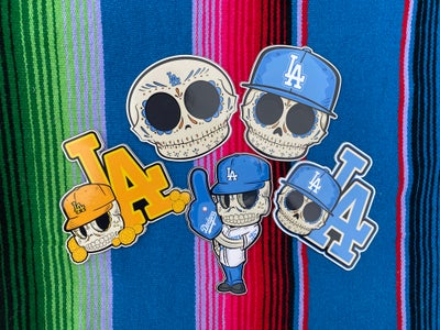 Image of Puro L.A. Sticker Pack