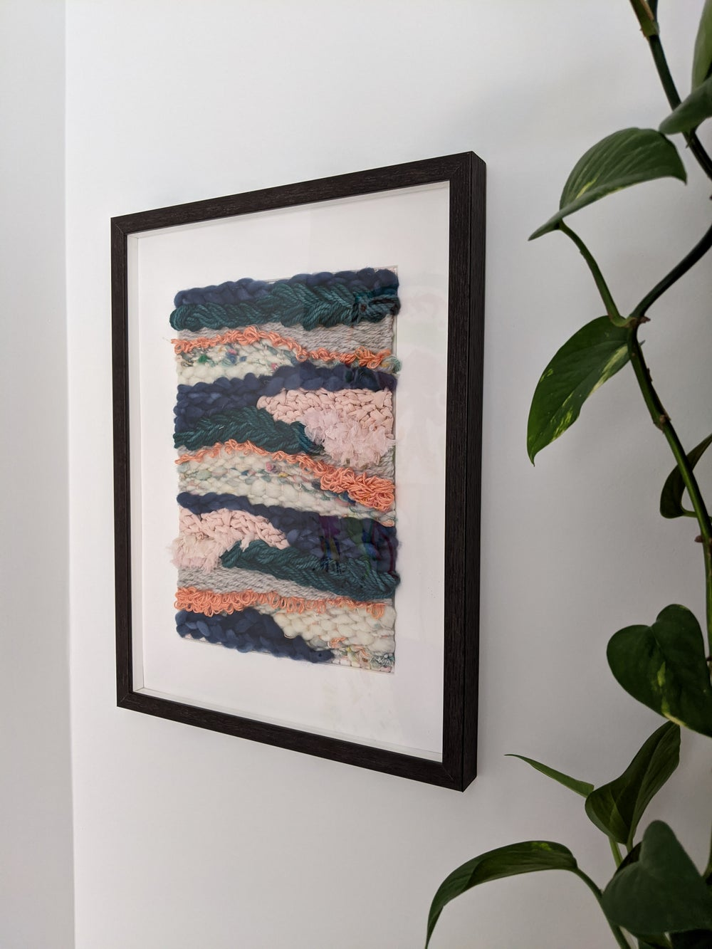 Image of Framed Wall Hanging - TEMPEST