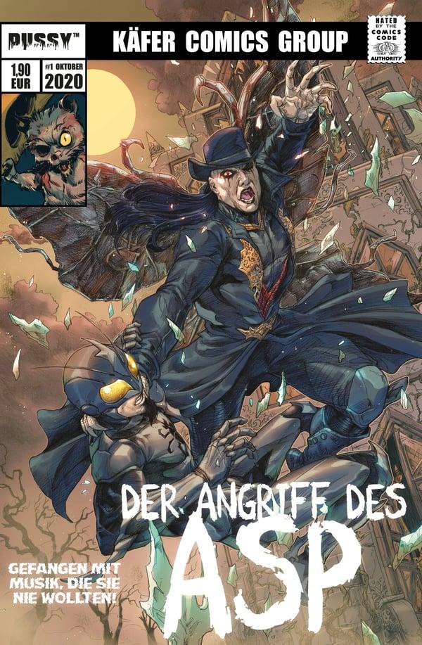 Image of Der Angriff des ASP (2. Auflage)