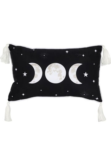 Image of TRIPLE MOON Rectangular Cushion