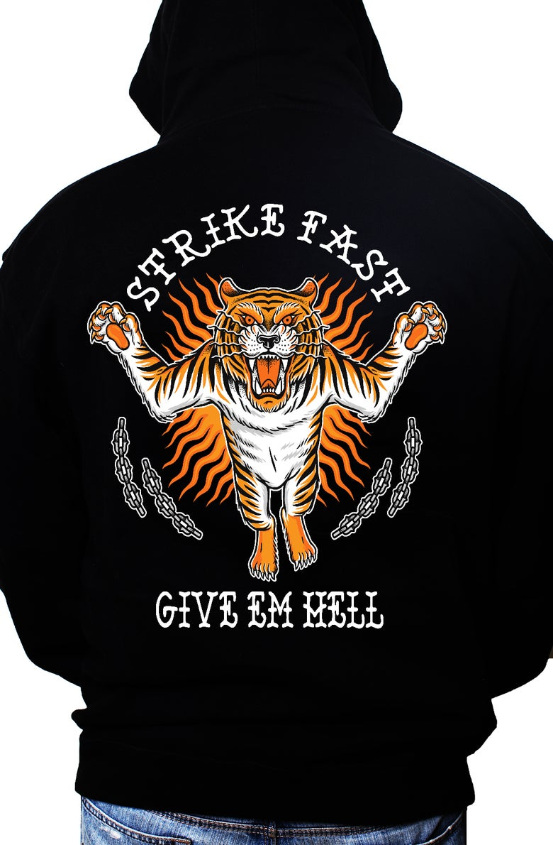 Image of GIVE EM HELL Hoodie