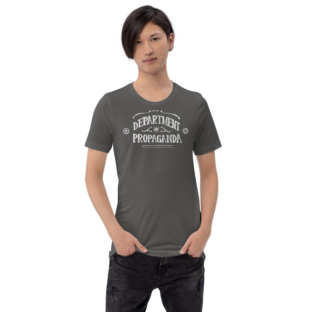 Image of Department of Propaganda, Short-Sleeve Unisex T-Shirt
