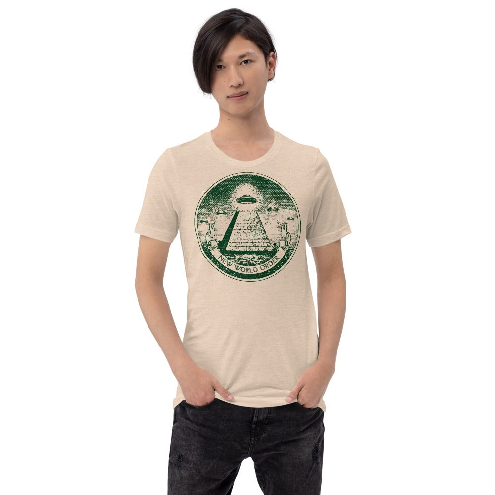 Image of New World Order, Short-Sleeve Unisex T-Shirt