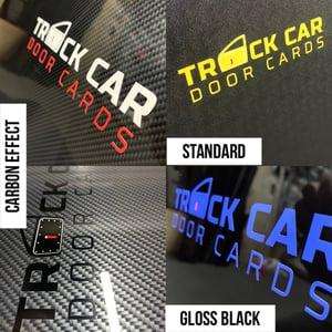 Image of Citroen C1 full Track Car Door Cards