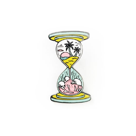 Image of Time pin