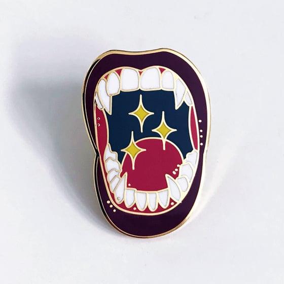 Image of Vampire pin