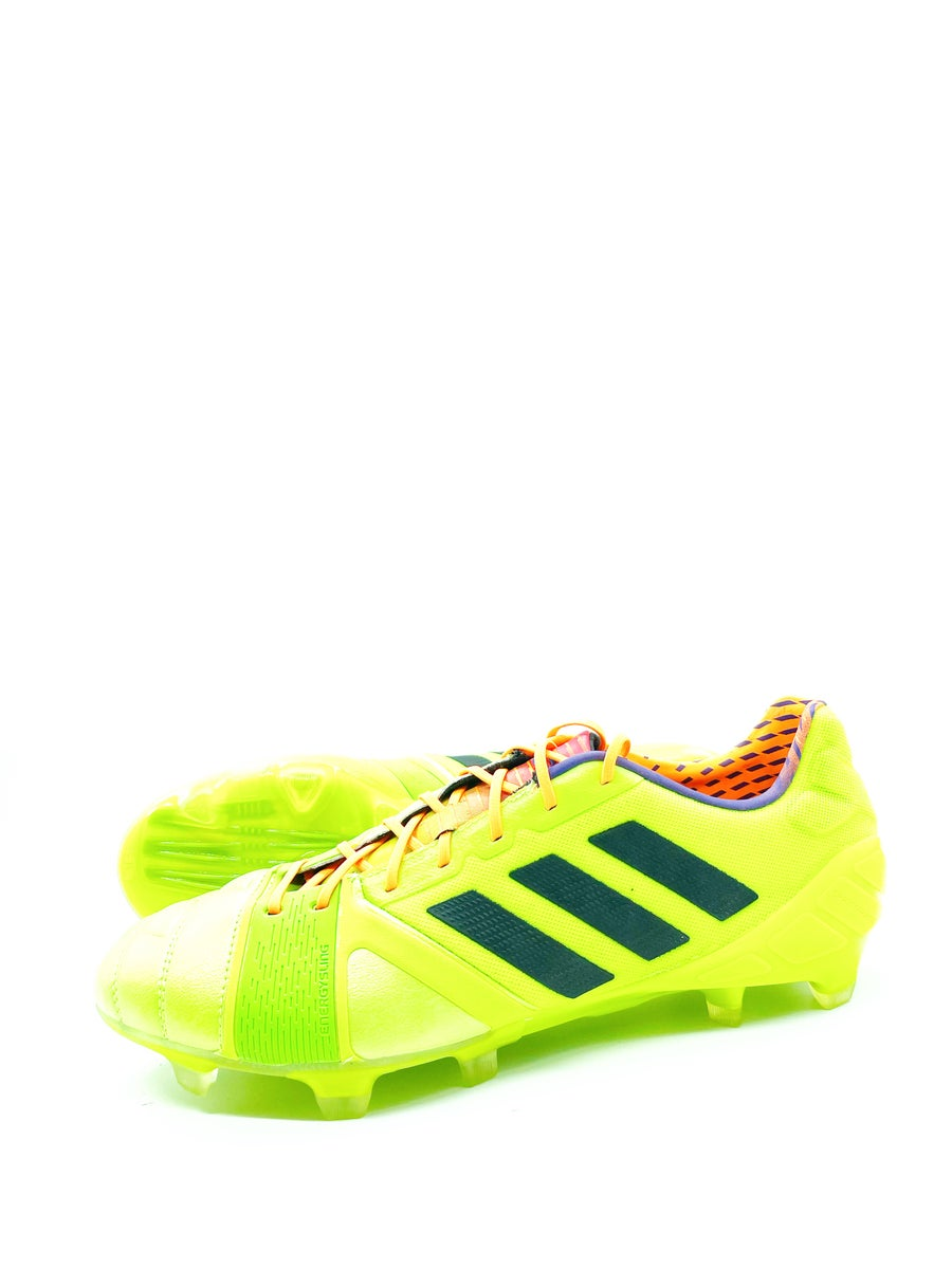 Image of Adidas nitrocharge 1.0 Green FG