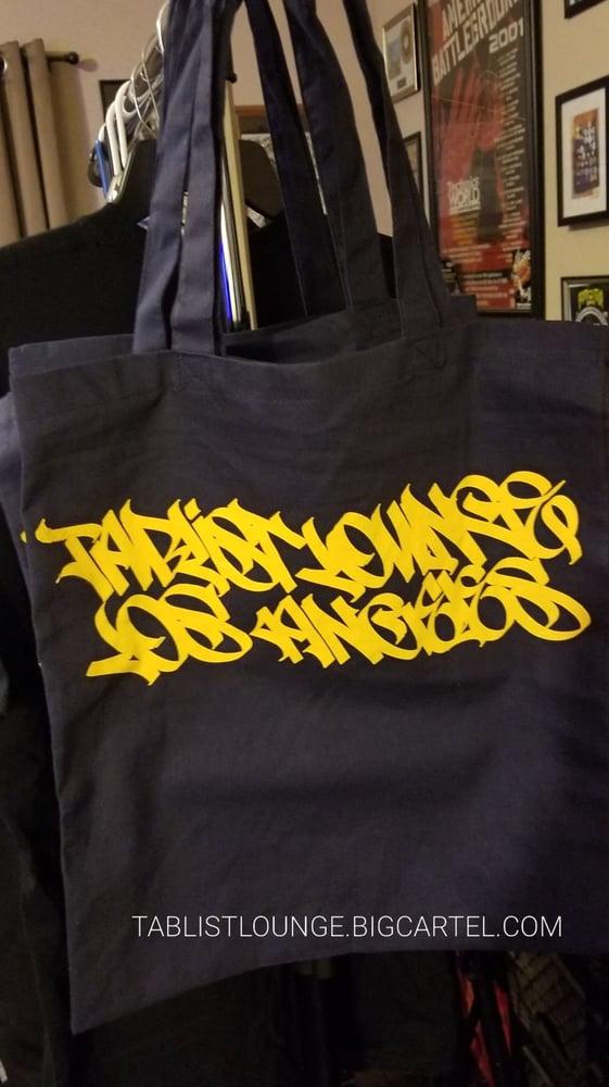 "Image of ""Graff Logo 2020 Logo""Record tote bag"